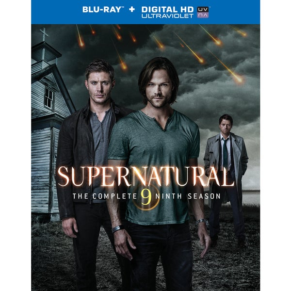 Supernatural: The Complete Ninth Season (Blu-ray Disc) 13183955