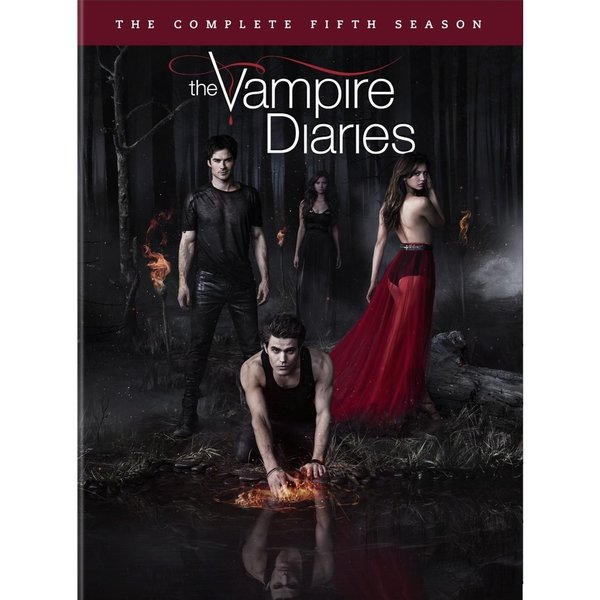 The Vampire Diaries: The Complete Fifth Season (DVD) 13183958