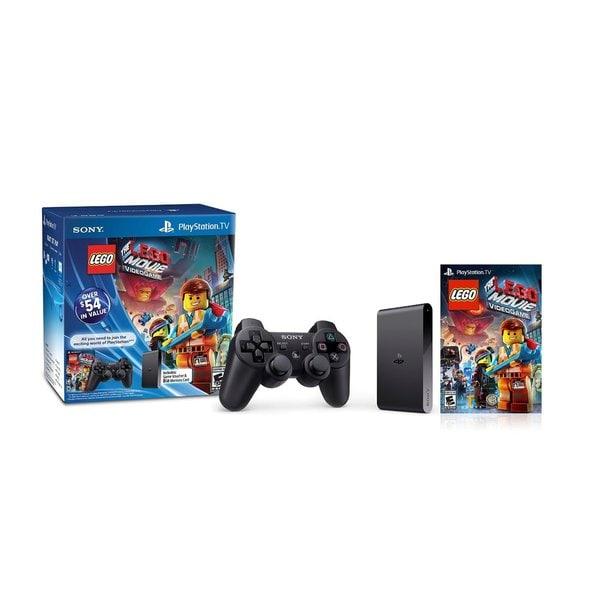 Sony - PlayStation TV System Bundle
