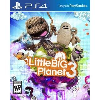 PS4 - Little Big Planet 3