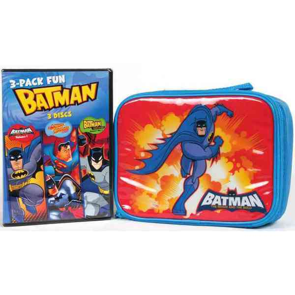 Batman Fun Pack (DVD) 13184896