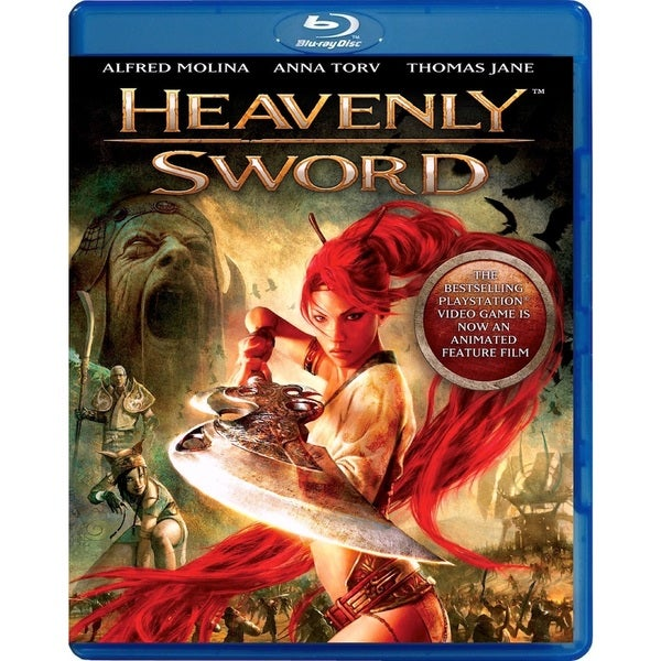 Heavenly Sword (Blu-ray Disc) 13184911