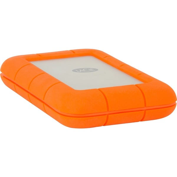 LaCie Rugged 1 TB External Hard Drive