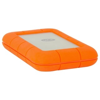 LaCie Rugged 2 TB External Hard Drive