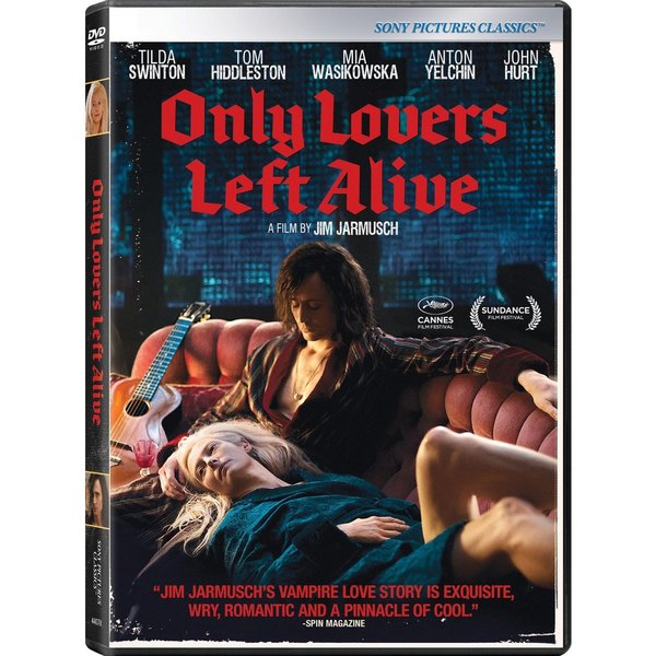 Only Lovers Left Alive (DVD) 13185927