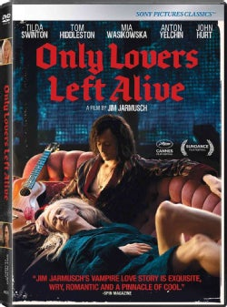 Only Lovers Left Alive (DVD)