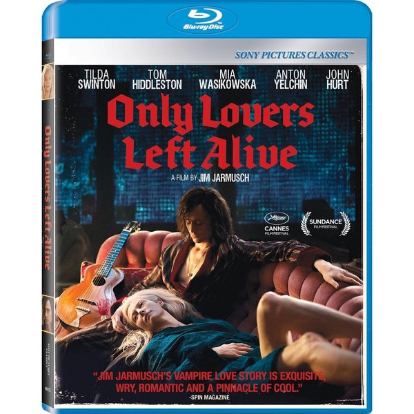 Only Lovers Left Alive (Blu-ray Disc) 13185932