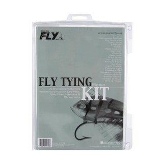 Superfly Basic Fly Tying Kit