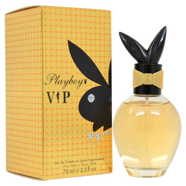 Playboy Playboy VIP Women's 2.5-ounce Eau de Toilette Spray