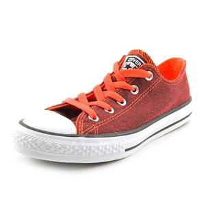 Converse Girl (Youth) 'Ct Ox' Canvas Athletic Shoe