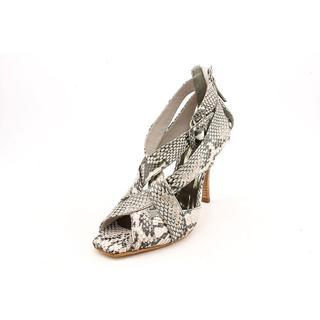 BCBG Max Azria Women's 'Ashlee' Animal Print Sandals