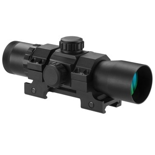 Barska 1x30mm 7-inch Tactical Long Red Dot Scope