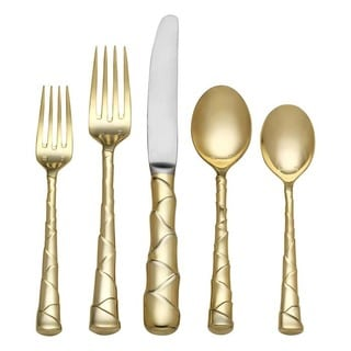 Captiva Gold 5-piece Place Setting