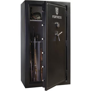 Fortress 60-gun Fire Protected Electronic Lock Safe