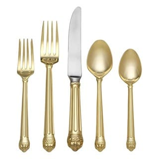 Reed & Barton Portico Gold 5-piece Place Setting