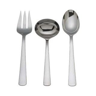 Silver Echo 3-piece Serving Set