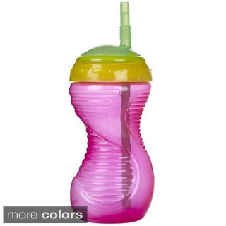 Munchkin Mighty Grip 10-ounce Straw Cup