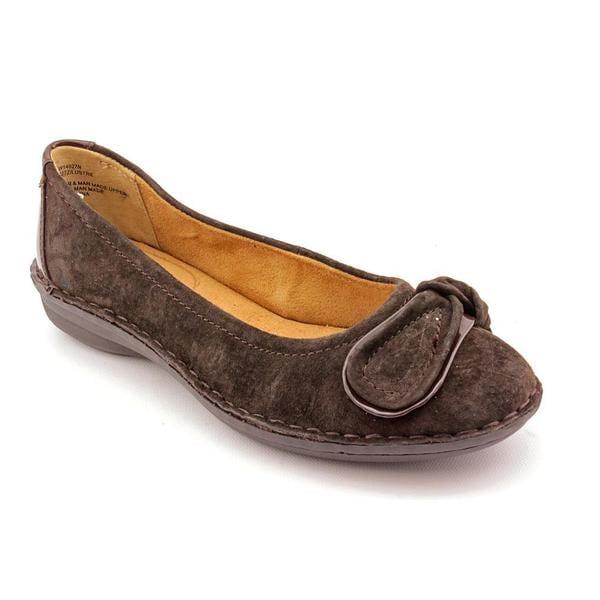 White Mountain Women's 'Lustre' Regular Suede Dress Shoes (Size 7 )