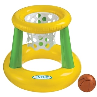 Intex Floating Hoop Basketball Game