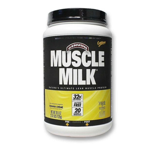 Muscle Milk Banana Creme 2.47-pound Protein