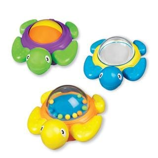 Munchkin Floating Bath Time Turtles (Set of 3)
