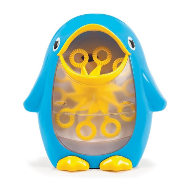 Munchkin Bath Fun Penguin Bubble Blower