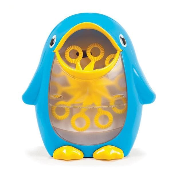Munchkin Bath Fun Penguin Bubble Blower 13187655
