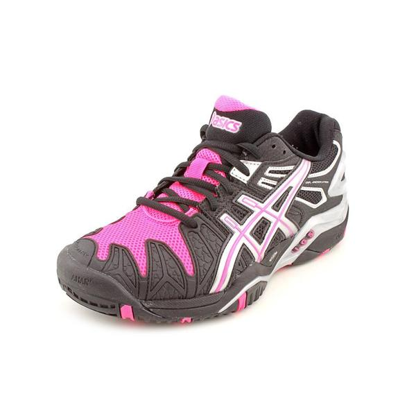 Asics Women's 'Gel-Resolution 5' Synthetic Athletic Shoe