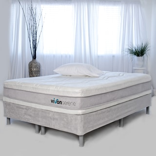 Vivon Serene 13-inch Queen-size Gel Memory Foam Mattress