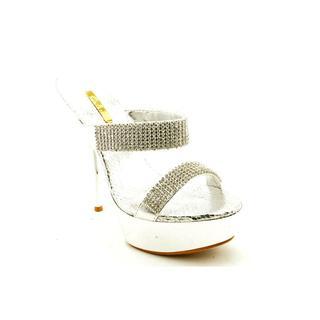 Celeste Women's 'Nicole-01' Synthetic Sandals (Size 7 )