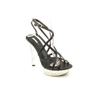 Celeste Women's 'Natalie-06' Man-Made Sandals (Size 7 )