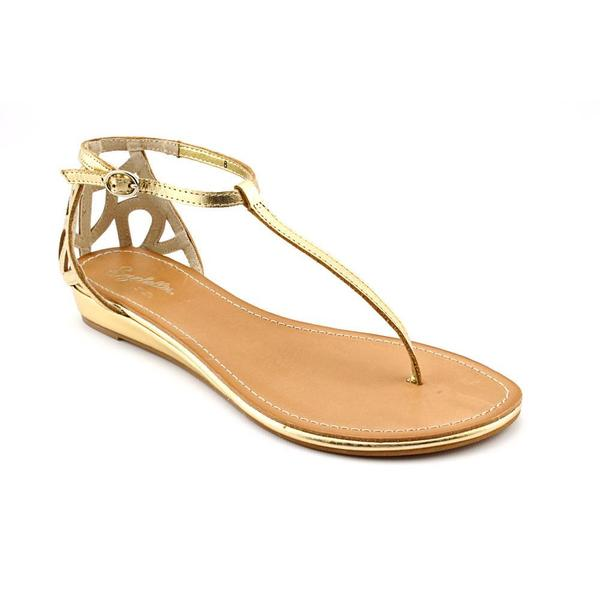 Seychelles Women's 'Fearless' Leather Sandals (Size 8 )