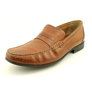 Johnston & Murphy Men's 'Cresswell Venetian' Leather Casual Shoes (Size 10 )