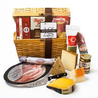 Ultimate Charcuterie and Cheese Treasure Chest