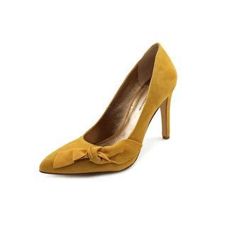 BCBGeneration Women's 'Elayne' Kid Suede Dress Shoes