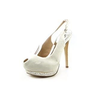 ABS By Allen Schwartz Women's 'Deandra' Velour Dress Shoes (Size 8 )