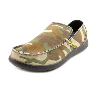 Crocs Men's 'Santa Cruz Serape Loafer' Canvas Casual Shoes