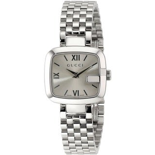 Gucci Women's YA125517 G-Gucci Recognizable G Case Classic Bracelet Watch
