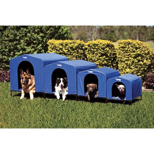 PortablePET HoundHouse Elevated Outdoor / Indoor Dog House
