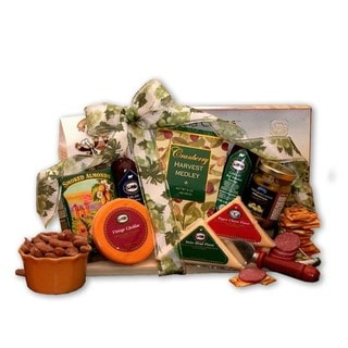 The Tastes of Distinction Gourmet Gift Set Gift Basket