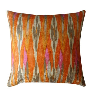 Tiger Eye Throw Pillow