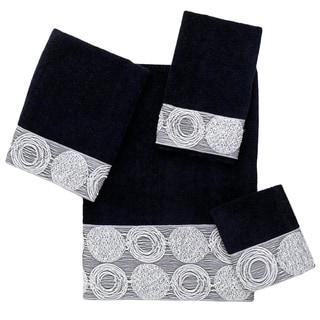 Avanti Galaxy Embellished 4-piece Towel Set