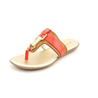 Bandolino Women's 'Jillian' Man-Made Sandals (Size 6.5 )