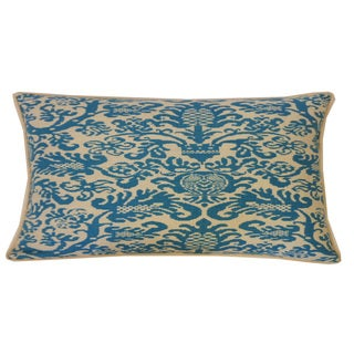 12 x 24-inch Castle Turquoise Throw Pillow
