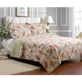 Barcelona Cotton 3-piece Quilt Set