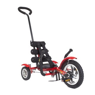 Mobo Mega Mini The Worlds Smallest Luxury Three Wheeled Red Cruiser