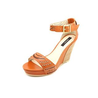 Bronx Women's 'Sail Boat' Leather Sandals (Size 8 )