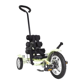 Mobo Mega Mini The Worlds Smallest Luxury Three Wheeled Green Cruiser