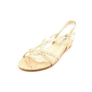 CL By Laundry Women's 'Silvie' Basic Textile Sandals (Size 7.5 )