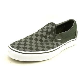 Vans Men's 'Classic Slip-On' Basic Textile Athletic Shoe